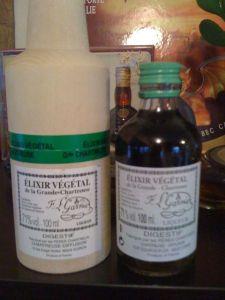 Elixir Vegetal de la Grande-Chartreuse